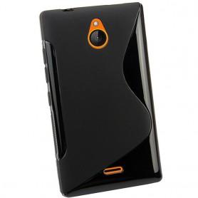 S Line silikonetui til Nokia X2