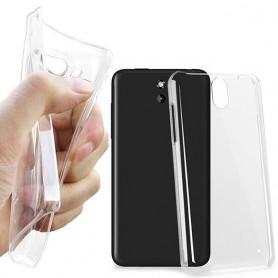 HTC Desire 610 silikon må være gjennomsiktig