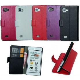 Mobil lommebok LG Optimus 4X HD