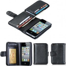 Multi Wallet 7-kort iPhone 4 4S