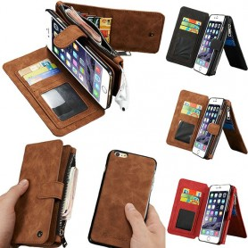 Multi-lommebok 14-kort iPhone 6