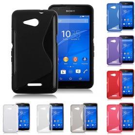 S Line silikon må være Sony Xperia E4G