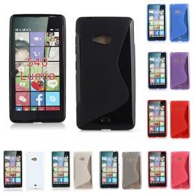 S Line silikon skal være Microsoft Lumia 540