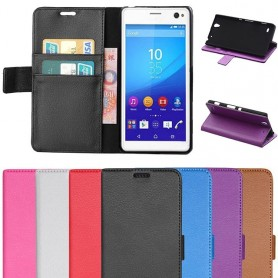 Mobil lommebok Sony Xperia C4