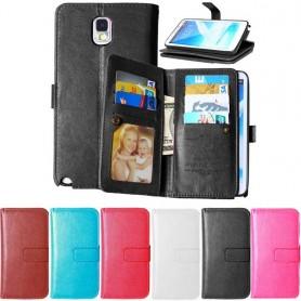 Dobbel flip Flexi Galaxy Note 3