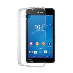 Clear Hard Case Sony Xperia E4G