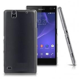 Clear Hard Case Sony Xperia C4