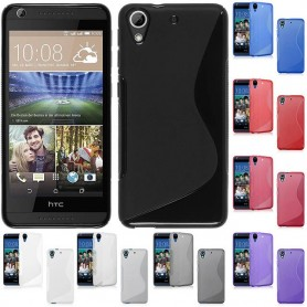 S Line silikonskall HTC Desire 626