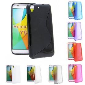 S Line silikonskall Huawei Y6