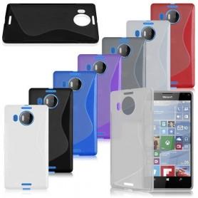 S Line silikonskall MS Lumia 950XL