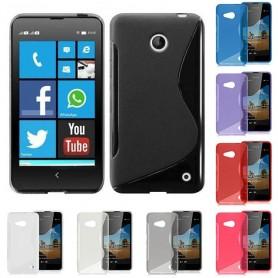 S Line silikonskall MS Lumia 550