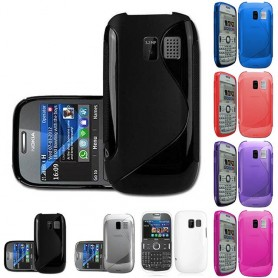 S Line silikonetui til Nokia 302