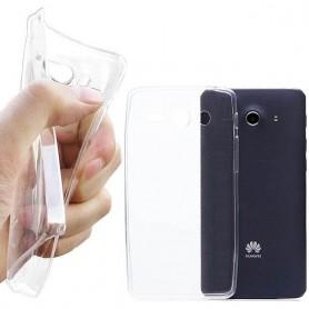 Huawei Ascend Y530 silikon gjennomsiktig