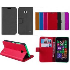 Lommebokdeksel 2-kort Nokia...