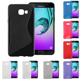 S Line silikonskall Galaxy A5 (2016)