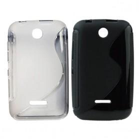 S Line silikonskall Nokia 230