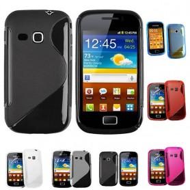 S Line silikonskall Galaxy Mini 2