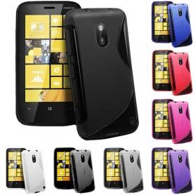 S Line silikondeksel Nokia...