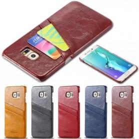 FloveMe-skall med spor Galaxy S6 Edge Plus