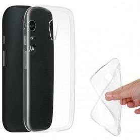 Motorola Moto G2 silikon må være gjennomsiktig