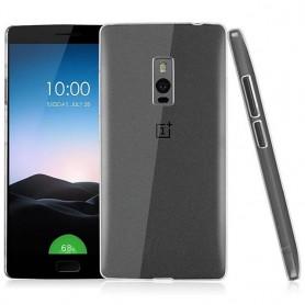 OnePlus 2 silikon må være gjennomsiktig