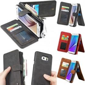 Multi lommebok 14-kort S6 Edge