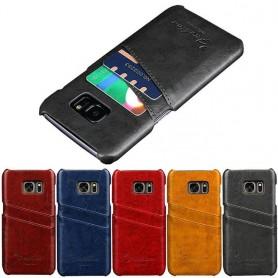 Retro skall med spor Galaxy S7 Edge