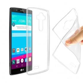 LG G4s silikon trenger gjennomsiktig