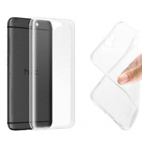 HTC ONE A9 silikonetui gjennomsiktig