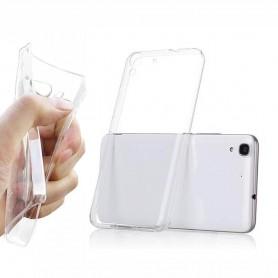 Huawei Y6 silikon må være gjennomsiktig