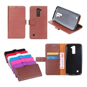 Mobil lommebok 2-kort LG K8 2016 (K350N)