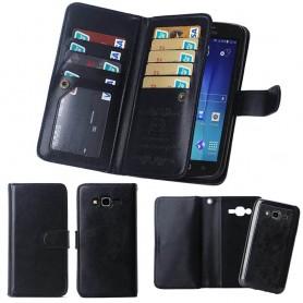 Dobbel flip Magnet 2i1 Galaxy A7