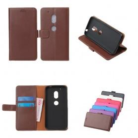 Mobil lommebok Motorola Moto G4 / G4 Plus