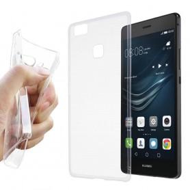 Huawei P9 Lite silikon må være gjennomsiktig