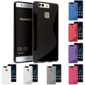 S Line silikonskall Huawei P9