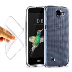 LG K4 silikon trenger gjennomsiktig