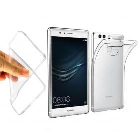 Huawei P9 silikon må være gjennomsiktig