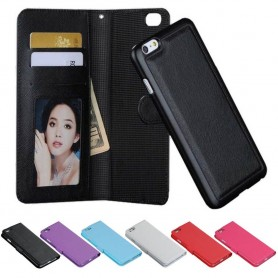 Magnetisk mobil lommebok iPhone 6 Plus