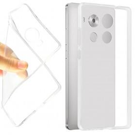 Huawei Mate 8 silikon må være gjennomsiktig