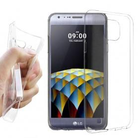 LG X Cam Silikon trenger gjennomsiktig