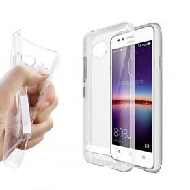 Huawei Y3 II silikonetui gjennomsiktig