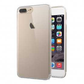 Clear Hard Case iPhone 7 Plus / 8 Plus Mobildeksel