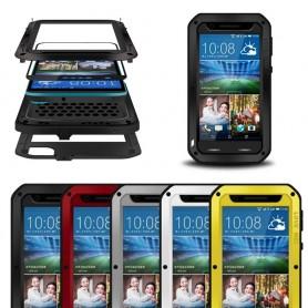 LOVE MER Powerful HTC Desire 820 mobilt skallbeskyttelsesbeskyttelse