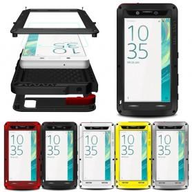 LOVE MER Powerful Sony Xperia X mobil skallmetall