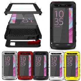 LOVE MER Powerful Sony Xperia X Perfromance mobil skallmetall