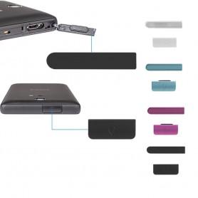 Sony Xperia ZR-beskyttelse dekker to deler