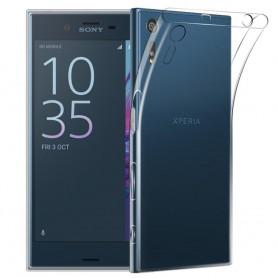 Sony Xperia XZ silikonetui gjennomsiktig
