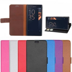 Mobil lommebok Sony Xperia X Compact
