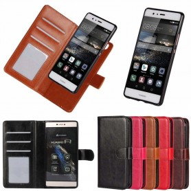 MOVE magnetisk mobil lommebok 2i1 Huawei P8