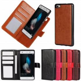 MOVE magnetisk mobil lommebok 2i1 Huawei P8 Lite